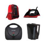 backpack kettle iron sandwichmaker