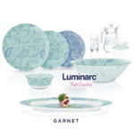 garnet edited dinnerset