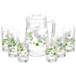mabelle jug glasses
